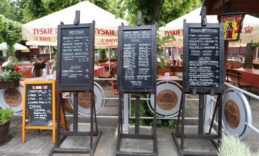Ceny w niektórych restauracjach w wakacyjnych kurortach mogą przerażać