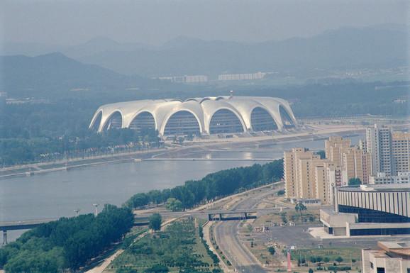Ovo je najveći stadion na svetu