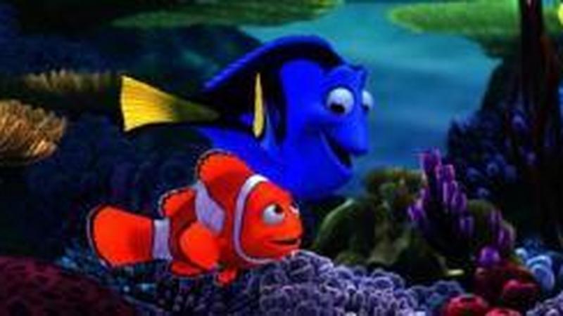 """Kadr z filmu """"Gdzie jest Nemo?"""""""