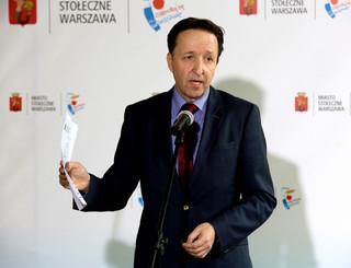 PiS do prezydent Warszawy: Zdymisjonować wiceprezydenta Pahla
