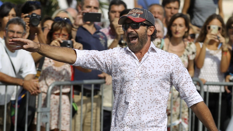 Antonio Banderas wraca do Hiszpanii