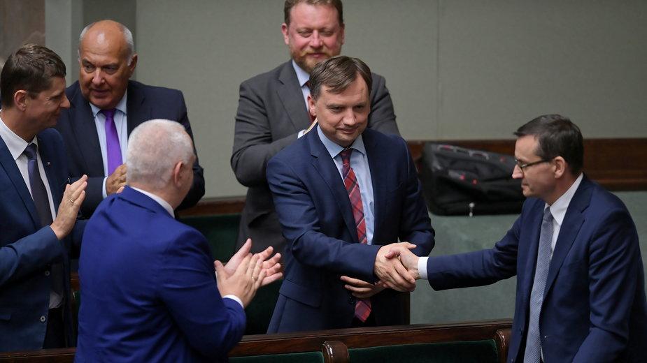 Rząd Mateusza Morawieckiego czeka rekonstrukcja