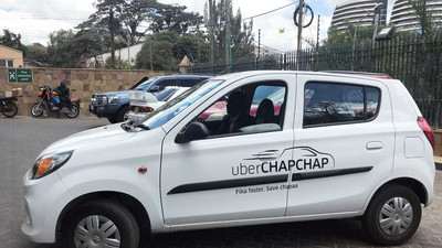 Uber will no longer charge customers for cancelling trips in Kenya