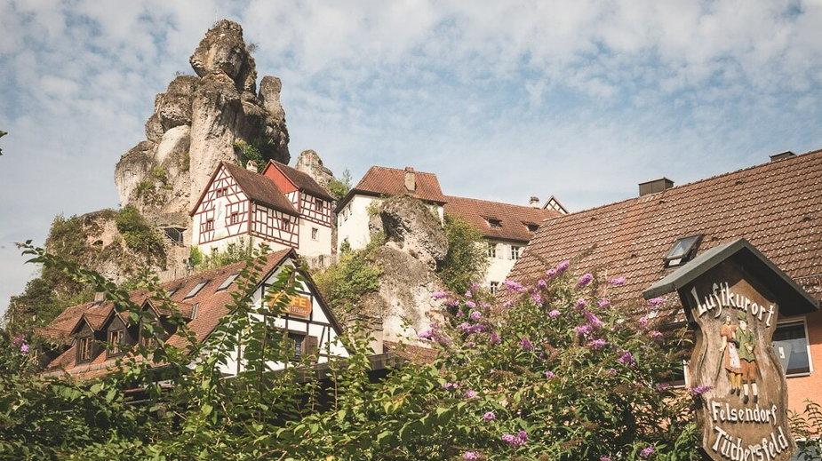 Niecodzienny bajkowy świat Szwajcarii Frankońskiej
