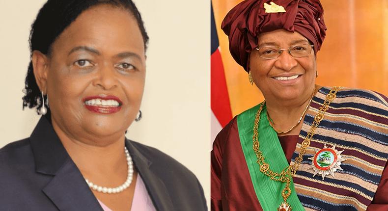 Africa's 1st Female President Sends Heartfelt Message to CJ Koome