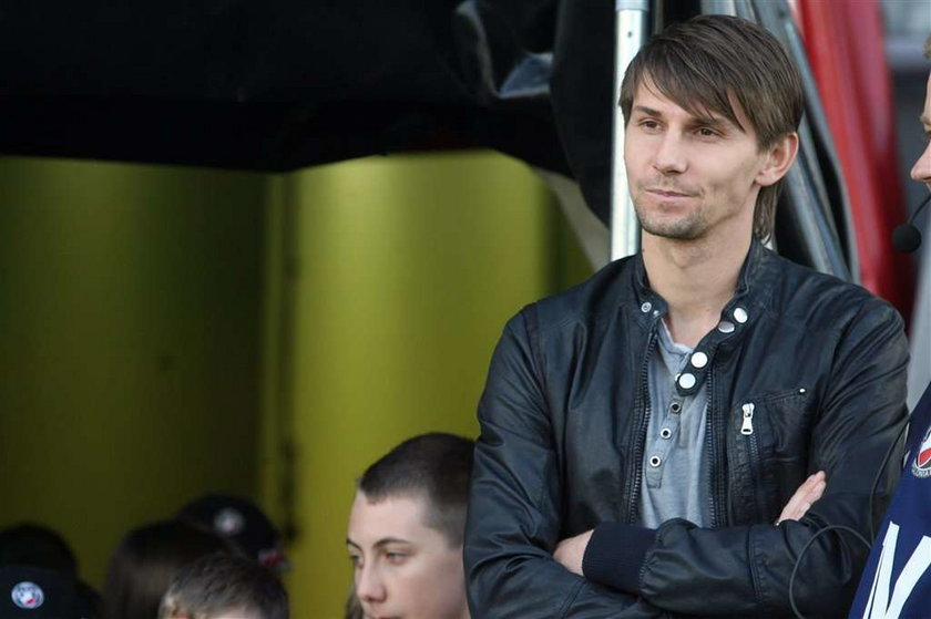 Ebi Smolarek trenował z ADO Den Haag, gdy trener powiedział mu o śmierci ojca