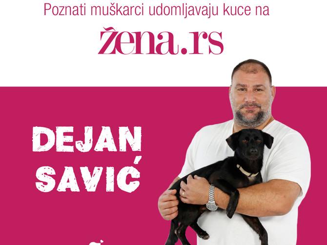 Bazen je teren Dejana Savića: Kad se nađe na suvom sa ludom Nastom i Karamelom, sve izgleda MALO DRUGAČIJE