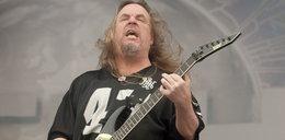 Kulisy tragicznej śmierci muzyka Slayera! Amputowali mu mięśnie kawałek po kawałku...