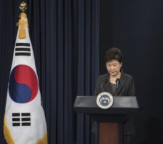 Korea Południowa: Prezydent Park gotowa do współpracy z prokuraturą ws. afery