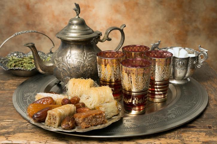 Marokańska Kuchnia Stawia Na Nogi