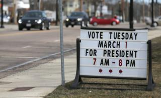 Superwtorek w USA: Prawybory w kilkunastu stanach
