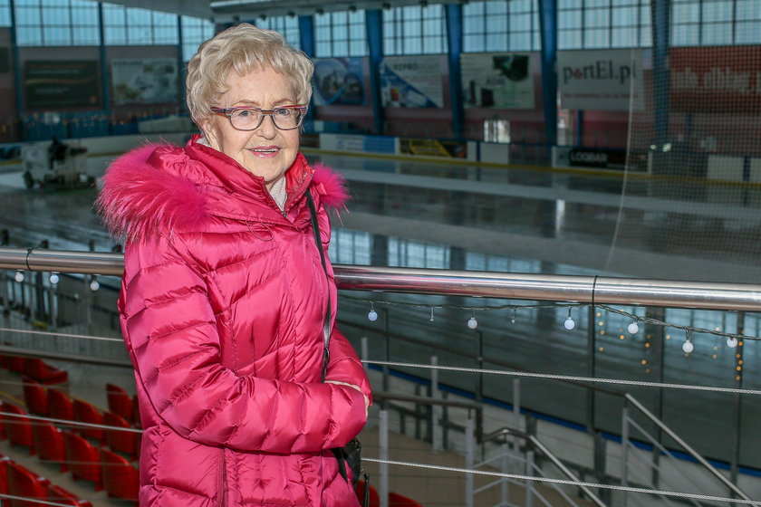 Helena Pijelczyk (90 l.) dziś zastanawia się, czy nie mogła rozegrać finałowego biegu nieco lepiej
