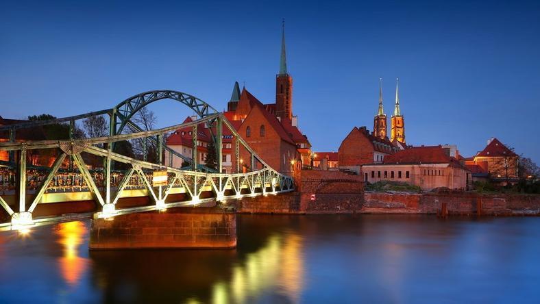 Nowe mosty we Wrocławiu będą miały… metr długości