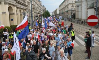 NSZZ 'Solidarność': Manifestacja KOD odbiera nam prawo do świętowania Sierpnia 80