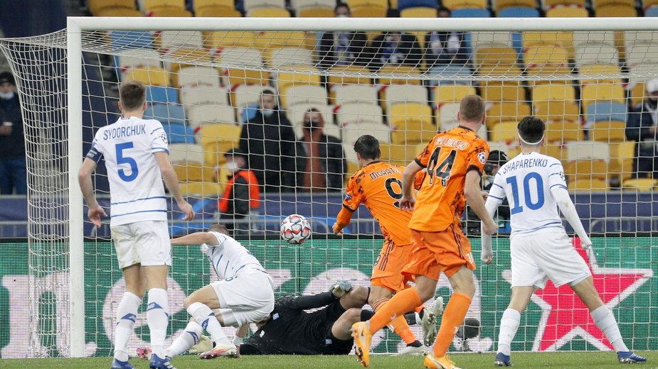 Dynamo Kijów - Juventus Turyn