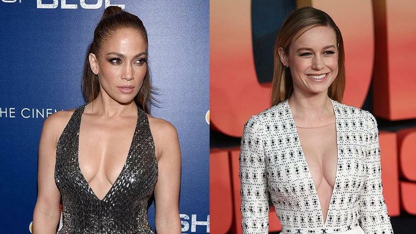 Jennifer Lopez i Brie Larson