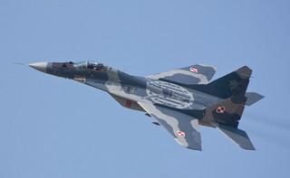 MiG-i mogą nie wrócić do służby. Same F-16 nie obronią polskiego nieba