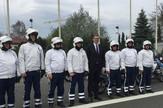 Aleksandar Vučić bezbednjaci aerodrom promo