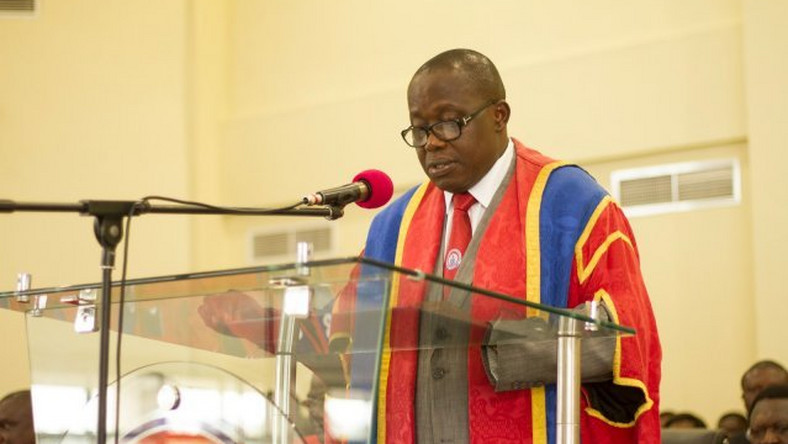 Vice Chancellor of UEW, Prof Afful-Broni