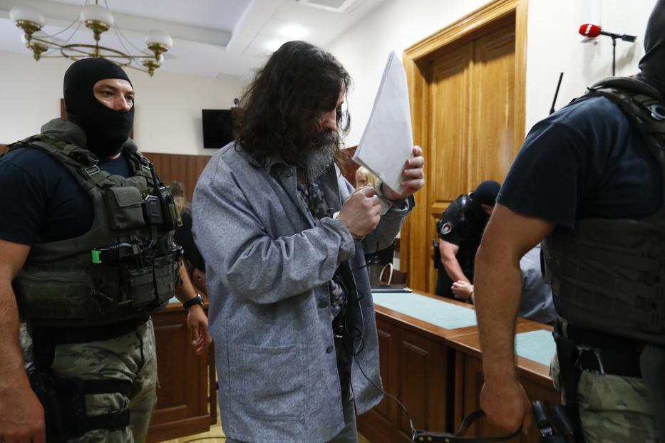 Az ő sofőrje volt a Prisztás-gyilkossággal ártatlanul vádolt H. István / Fotó: Fuszek Gábor