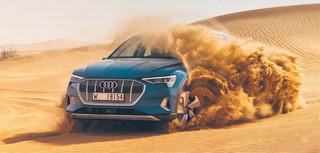 Stop dyskryminacji elektryków [Audi e-tron]