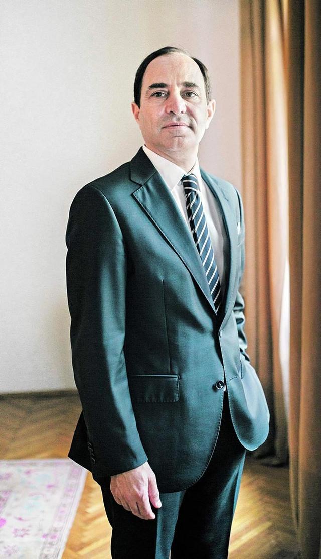 Tanju Bilgic turski ambasador