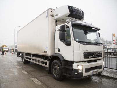Wzrosły dochody z podatków. Skarbówka skontrolowała 125 tys. ciężarówek