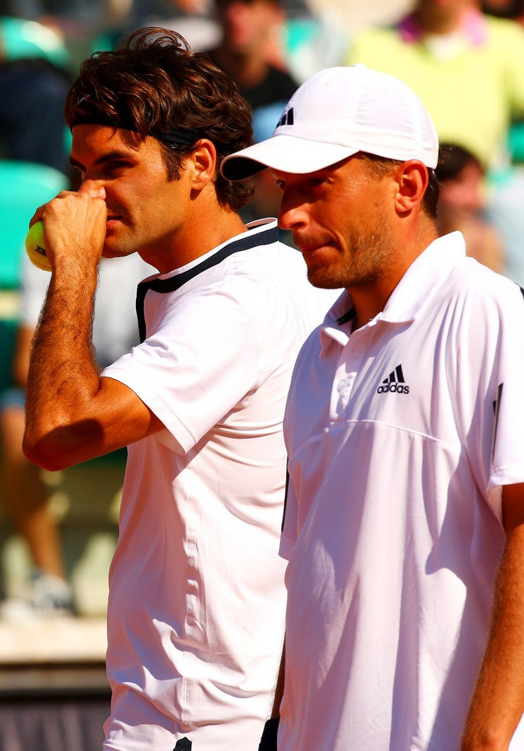 Rodžer Federer, Iv Alegro