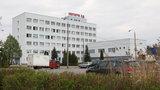 Wyciek amoniaku w zakładach drobiarskich w Olsztynie