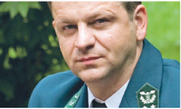 Sławomir Siwy, przewodniczący Związku Zawodowego Celnicy PL