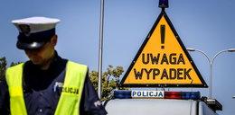 Tragiczny wypadek w Łódzkiem. Nie żyje dziecko