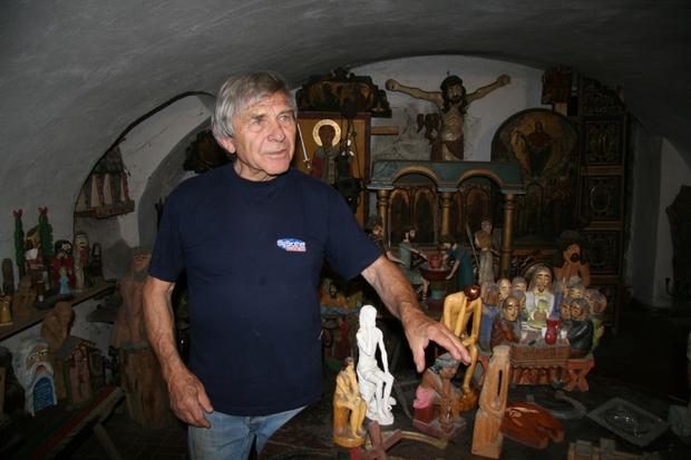 Wojciech Siemion i jego kolekcja