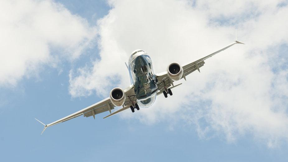 W boeingach 737 MAX wykryto więcej problemów w instalacjach elektrycznych