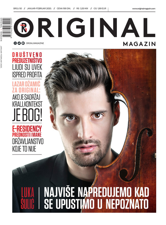 Original magazin