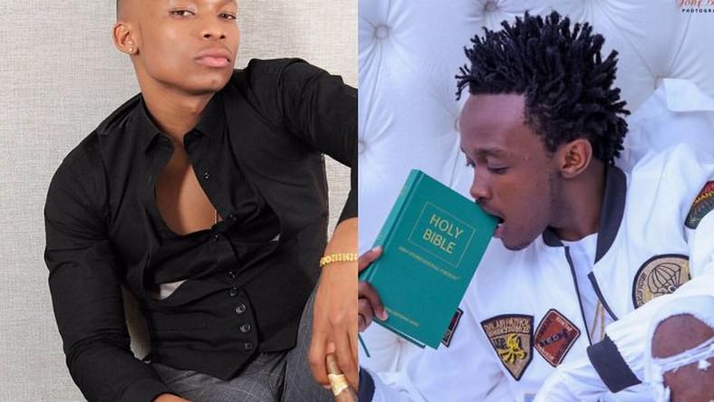 Bahati Otile Brown embarrasses Bahati after his new song