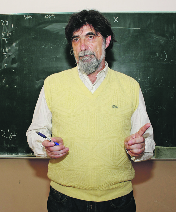 Miodrag Sokić, potrpedsednik Foruma beogradskih gimnazija