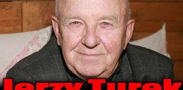 Jerzy Turek miał udar mózgu