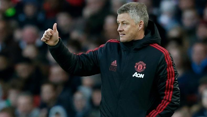 Ole Gunnar Solskjaer is looking for a response to the first domestic defeat of his Manchester United reign