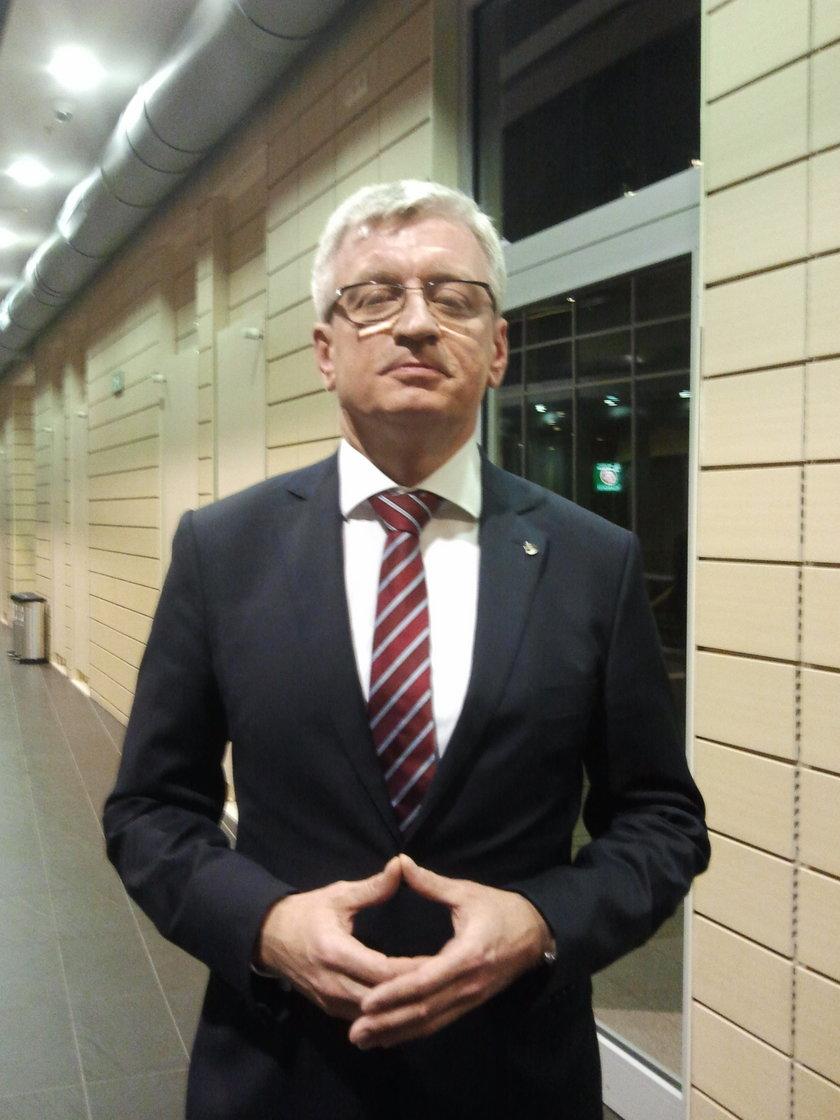 Kandydat na prezydenta Poznania