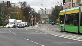 Spór o wydzielenie torowiska i drogę rowerową na Grunwaldzkiej