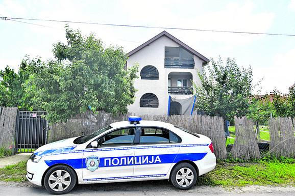 Kuća u kojoj je živeo ubica