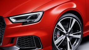 Nowe Audi RS3. Od razu w dwóch wersjach