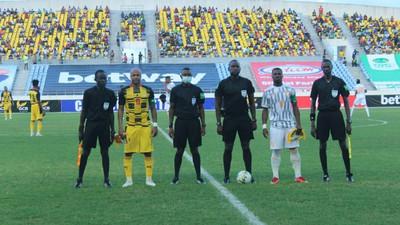 Black Stars draw goalless with Ivory Coast in international friendly