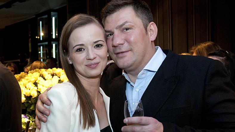 Anna Przybylska, Dariusz Michalczewski