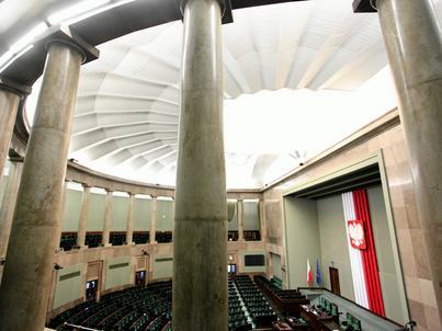 Funkcjonowanie Parlamentu ma pochłonąć w przyszłym roku ponad pół miliarda złotych