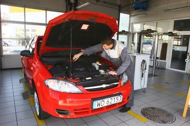 Chevrolet Lacetti 1 4 16v Nielatwo Zdobyc Zaufanie