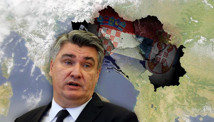 srbija hrvatska milanovic kombo RAS Shutterstock tanjug dario grzelj