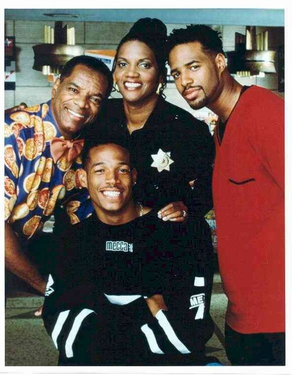 He was popularly known for being the father (Pops) to the Wayne brothers in their sitcom, 'The Wayans Brothers.'  [Vibes]