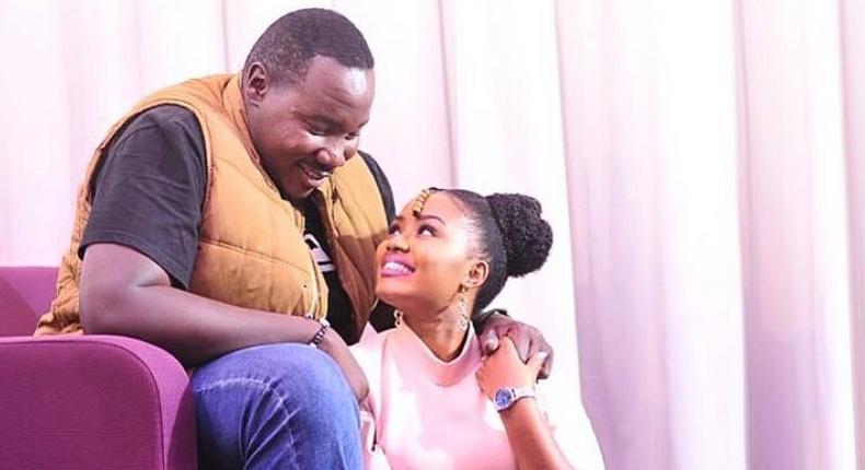 It was a disaster – Willis Raburu and his wife narrate one week honeymoon experience