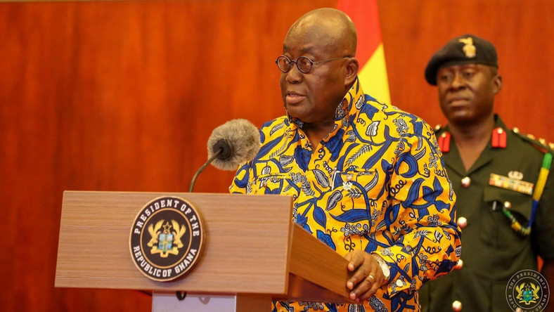 President Akufo-Addo explains why PDS deal was put on ice